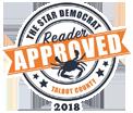 Reader Approved 2018