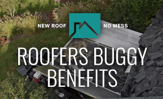 Roofers Buggy Benefits