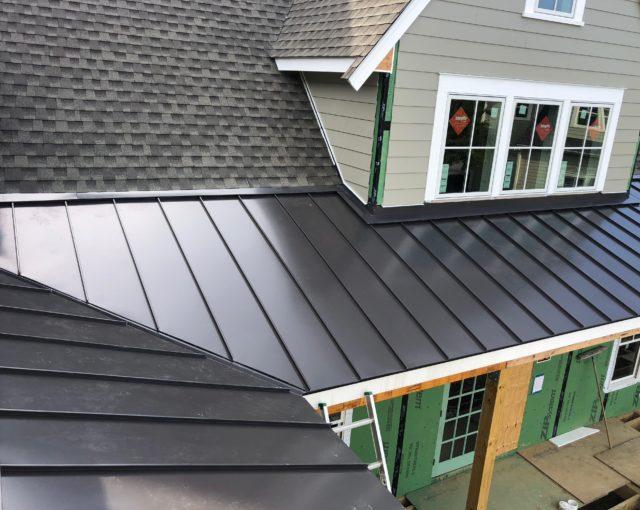 Metal Roofing Contractors Metal Roof Repair