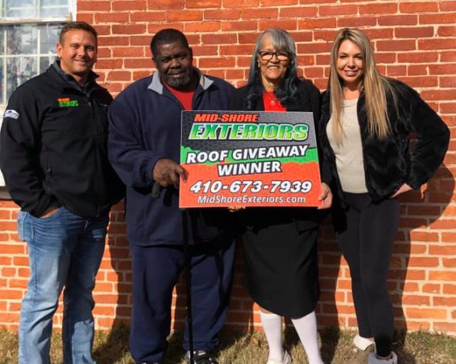 Roofers in the Maryland Community