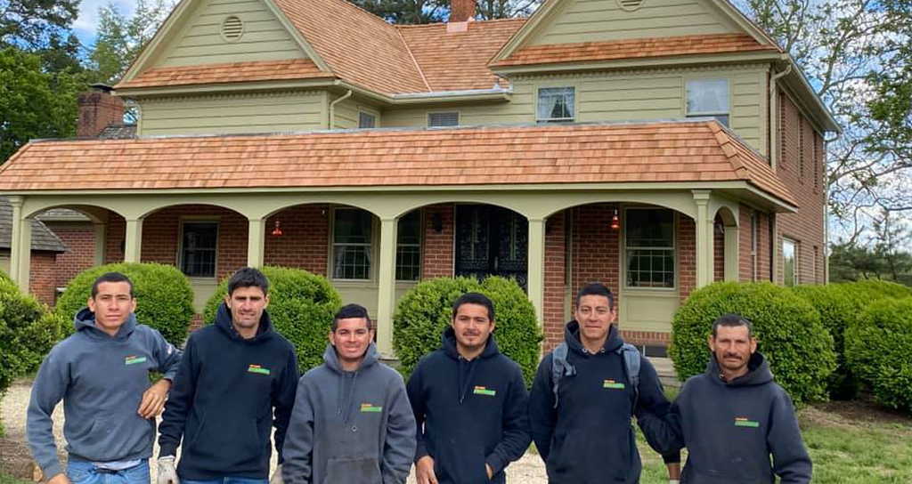 Roofers serving Easton MD