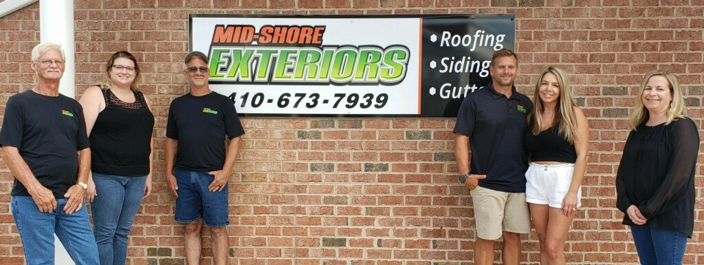 Maryland roofers fixing roof leaks