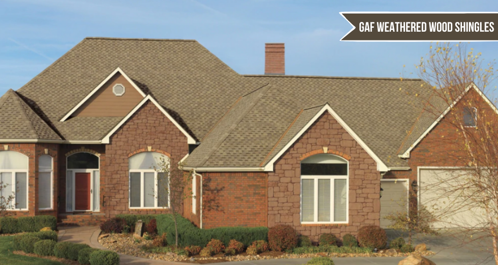 Top asphalt shingles from GAF