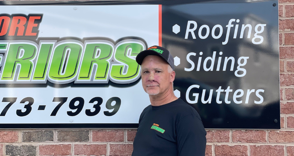 Mid Shore Exteriors Roofing and Siding team member
